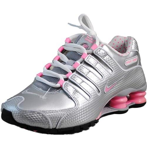 Nike - Shox NZ EU da Donna, Colore: Grigio Freddo/Argento ...
