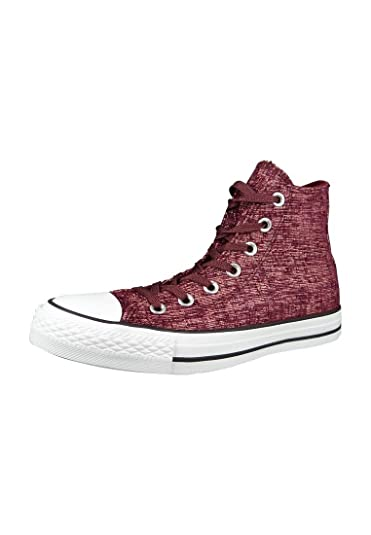 1U452 Converse CT HI gris sweat-shirt, Converse Schuhe Damen Leiste 10A:36