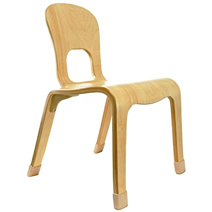 Awe Inspiring 2Xhome Natural Wood Kids Size Kids Chair Wood Modern Side Chair 10 Seat Height Real Wooden Childs Chair Childrens Room School Chairs No Arm Arms Machost Co Dining Chair Design Ideas Machostcouk