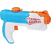 NERF Super Soaker - Piranha Water Blaster - 177ml Capacity - Kids Toys and Outdoor Games - Kids 6+