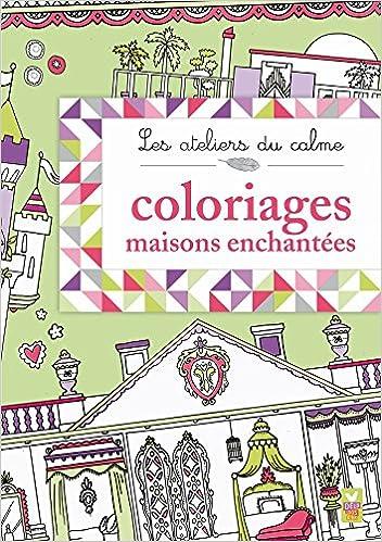 Ebook télécharger des fichiers torrent Coloriages maisons enchantées 2013979703 PDF iBook