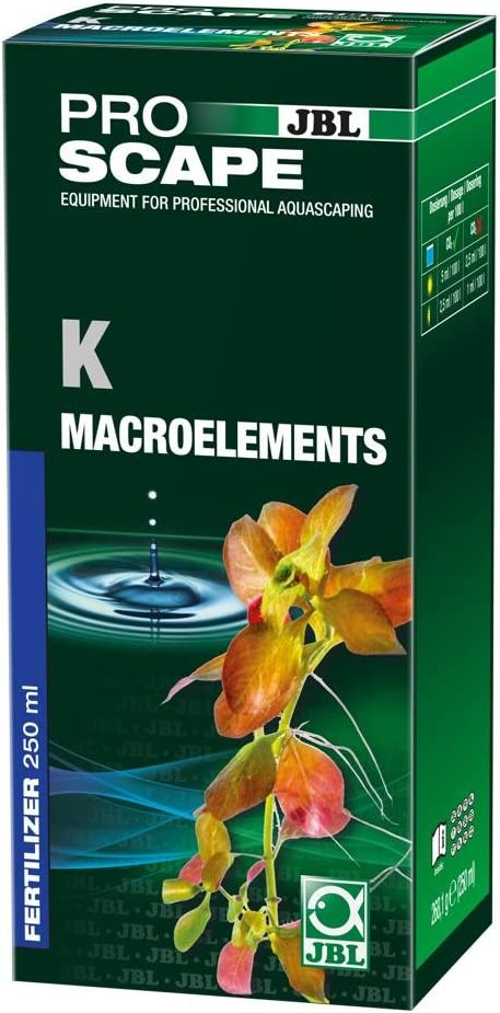 JBL Proscape K Macroelements 250 Ml, 0 cm