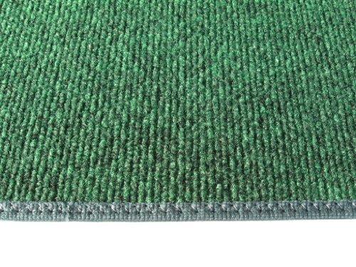 12'X12' SQUARE - GREEN MULTI - Indoor/Outdoor Area Rug Ca...