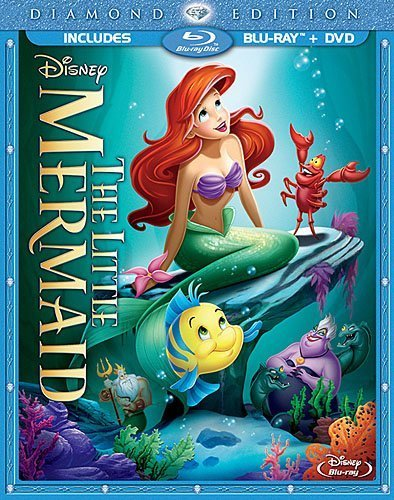 The Little Mermaid: Diamond Edition [Blu-ray] by Walt Disney Studios Home Entertainment