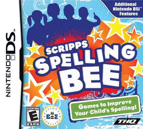 Scripps Spelling Bee - Nintendo DS by THQ ()