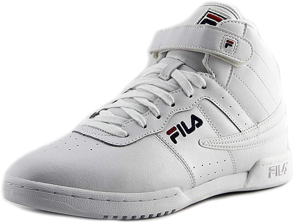 Fila Mens Vulc 13 Mid Plus Walking Shoe