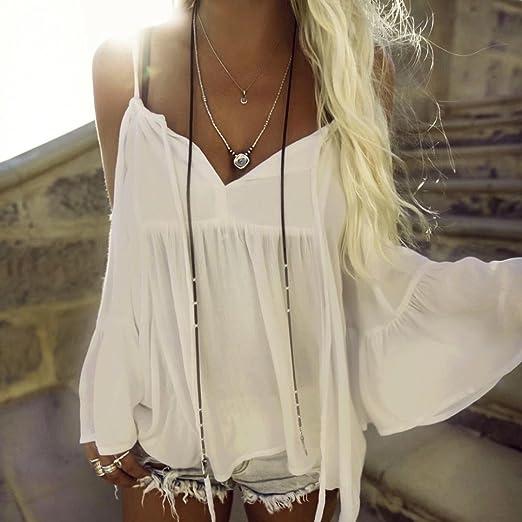 ... Shirts Summer Dressy Halter Shoulderless Online Black White Neck Strapless red Designer Sleeveless Sleeve one(X-Large,White): Amazon.co.uk: Clothing