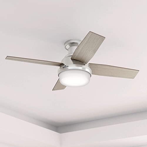 Hunter Fan Company 50282 Hunter Dempsey Indoor Low Profile ceiling Fan