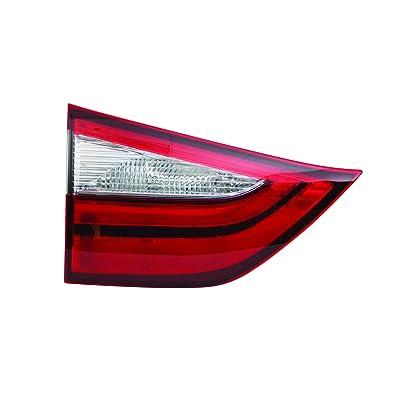 TYC 17-5544-00 Reflex Reflector: Automotive