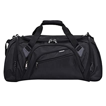 6a18630053 Amazon.com  SIYUAN Sports Duffel Bag