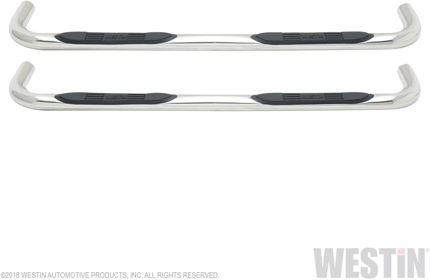 Westin 23-2630 E-Series Polished Step Bar