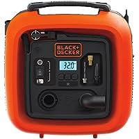 BLACK+DECKER Cordless Tire Inflator, Multi-purpose, Portable, 12V (BDINF12C)