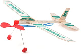 product image for Guillow Paul K 55 Jetstream Balsa Wood Glider Plane
