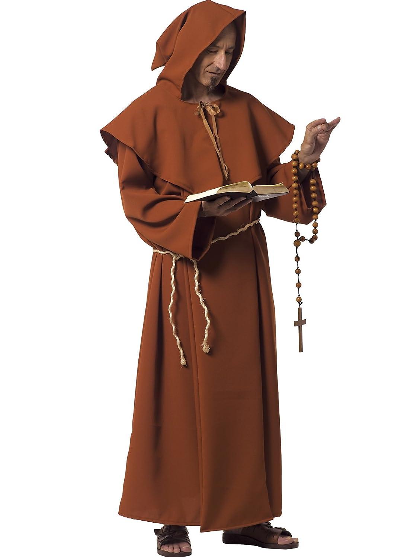 Stamco Disfraz Fraile Capuchino: Amazon.es: Juguetes y juegos