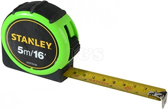 Stanley STHT0-74136 5m//16ft Tape Measure