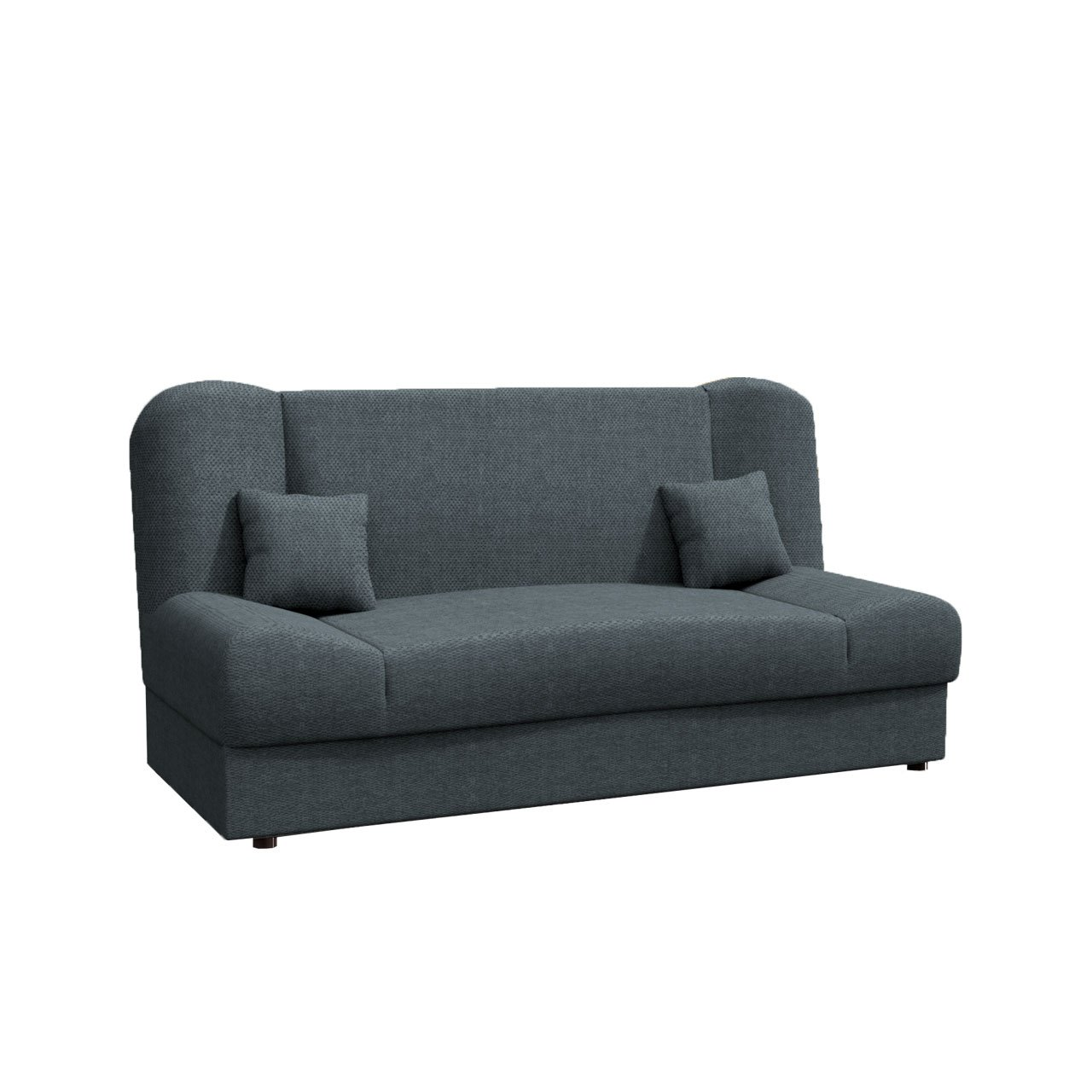 Schlafsofa mit bettkasten 140x200  Sofas & Couches | Amazon.de