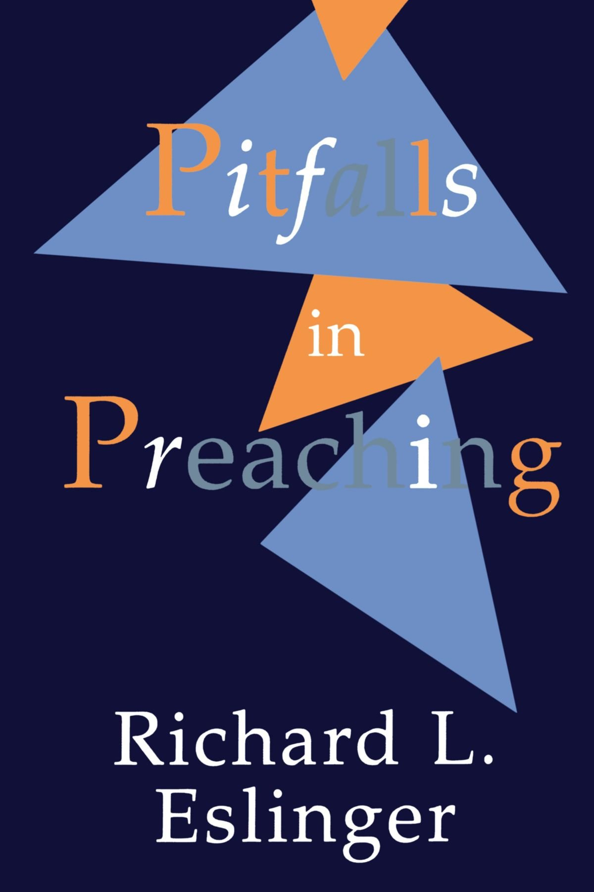 the web of preaching eslinger richard l