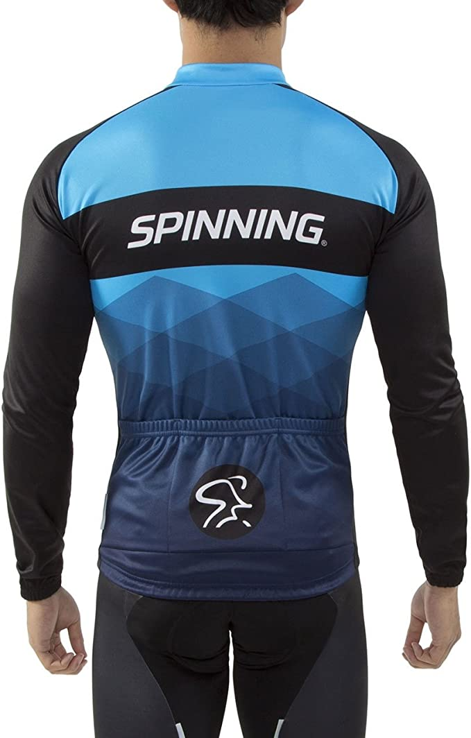 SPINNING 40-002-24S Chaleco, Hombre, Azul, Small: Amazon.es: Ropa ...