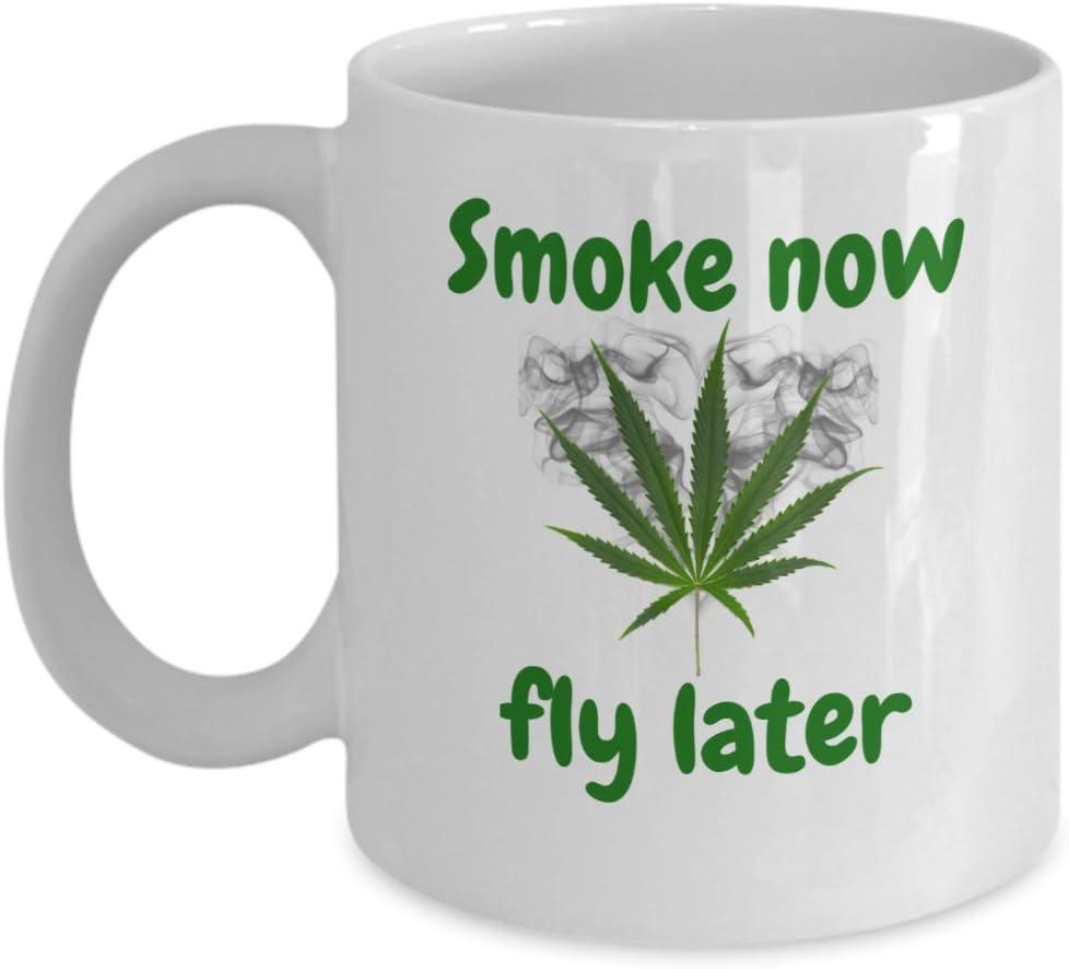 Mr Stoned funny mug weed cannabis marijuana Smokers 420 Gifts cup coffee tea.