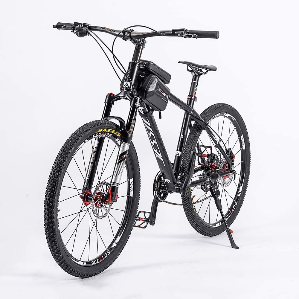 BUCKLOS 25.4//31.8mm MTB Handlebar AL 660-780mm Mountain Road Bike Flat//Riser Bar