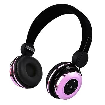Auriculares Inalámbrico de Diadema Plegable Aita BT804 Bluetooth Cascos Estéreo Wireless Headset con Mic para Manos
