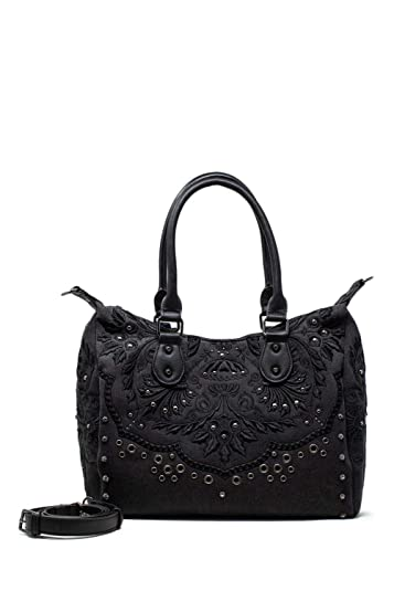 Amazon.com: Desigual Woman bag bols maikas leeds 19waxa51 ...