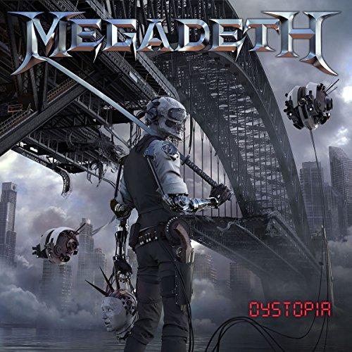 Vinilo : Megadeth - Dystopia (LP Vinyl)