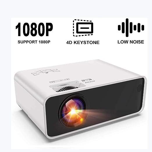 Ai LIFE Proyector Mini proyector Disfruta del proyector portátil ...