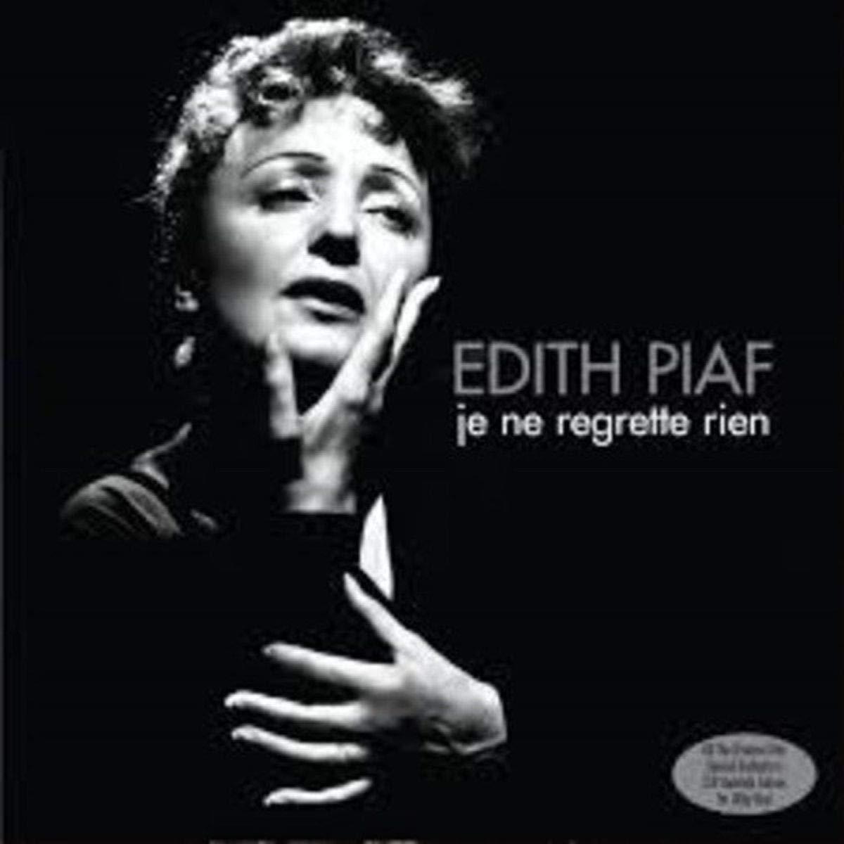 Piaf Edith Je Ne Regrette Rien Music