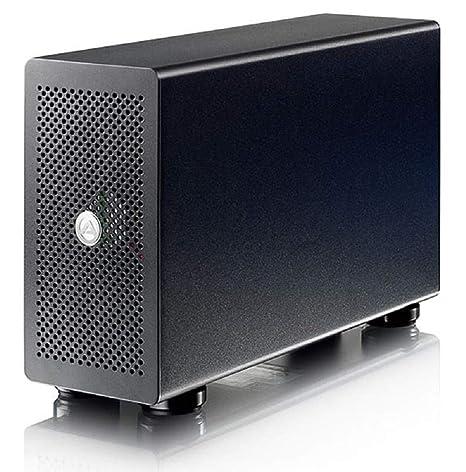 AKiTiO Thunder2 PCIe Caja - no Recomendado para el Uso de Tarjetas ...
