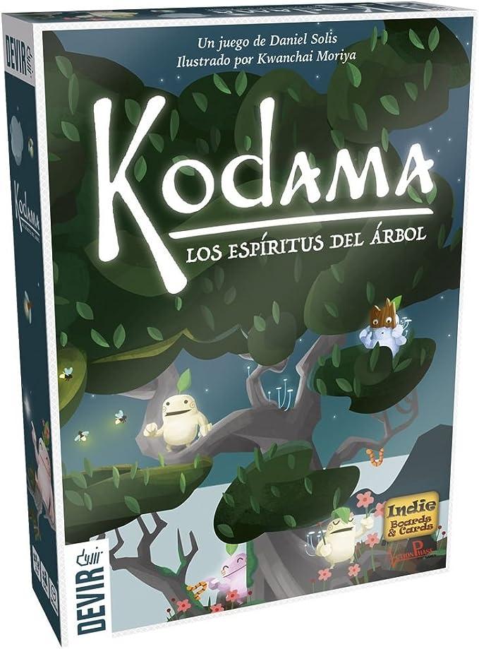Devir Kodama, Los espíritus del árbol, Juego de Mesa, Miscelanea ...