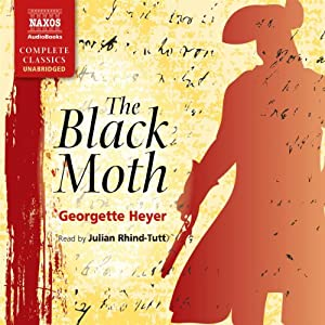 The Black Moth Hörbuch