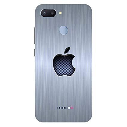 buy popular 4fc0a 1f20b Artage Apple Logo Printed Designer Polycarbonate Back: Amazon.in ...