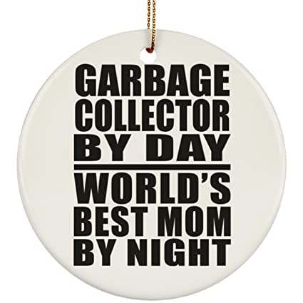 Garbage collector christmas gift