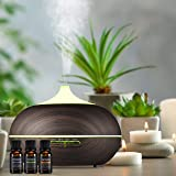 VicTsing 2nd Version Essential Oil