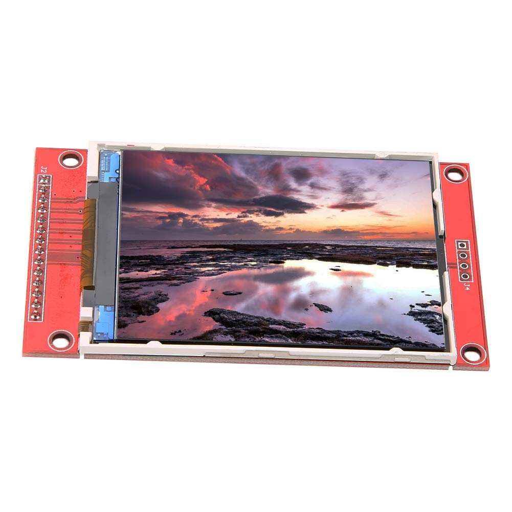 2,8-Zoll-LCD-Touchscreen-Modul mit seriellem SPI-Anschluss ILI9341 240 x 320 5 V // 3,3 V TFT-Anzeigemodul Anzeigemonitor without touch