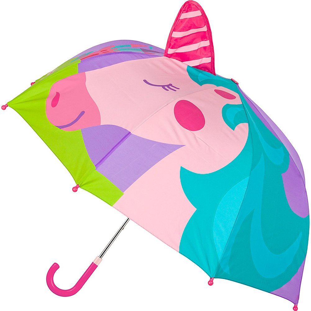 Stephen Joseph Kids Pop Up Umbrella (Unicorn)
