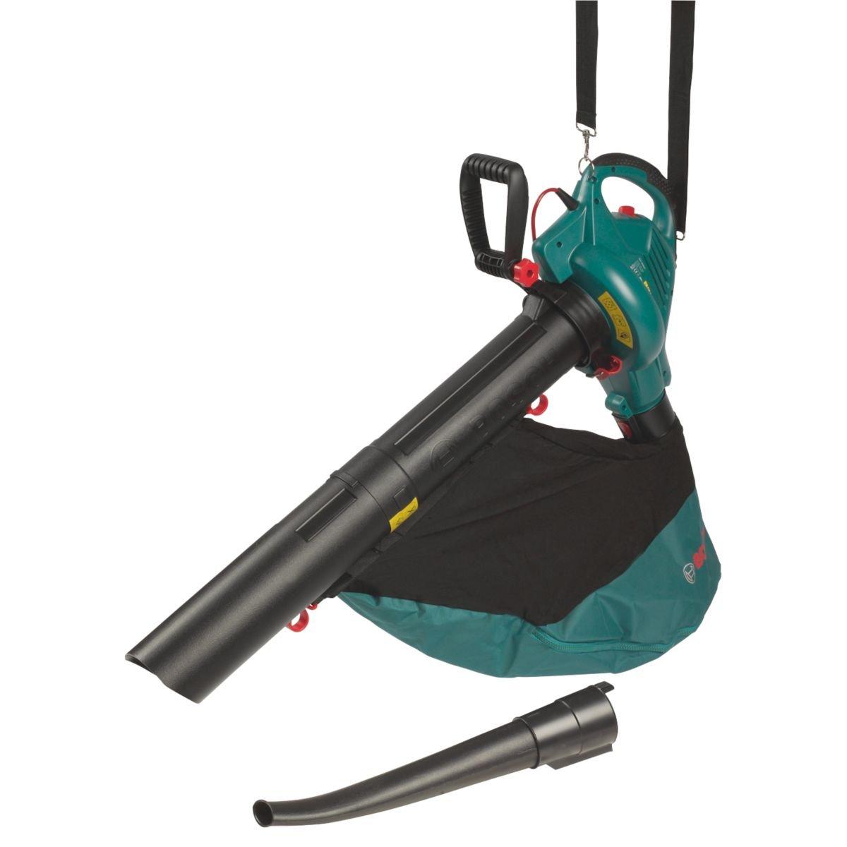 Bosch ALS 2500 2500W 240V Electric Garden Blower & Vacuum [Energy Class A]
