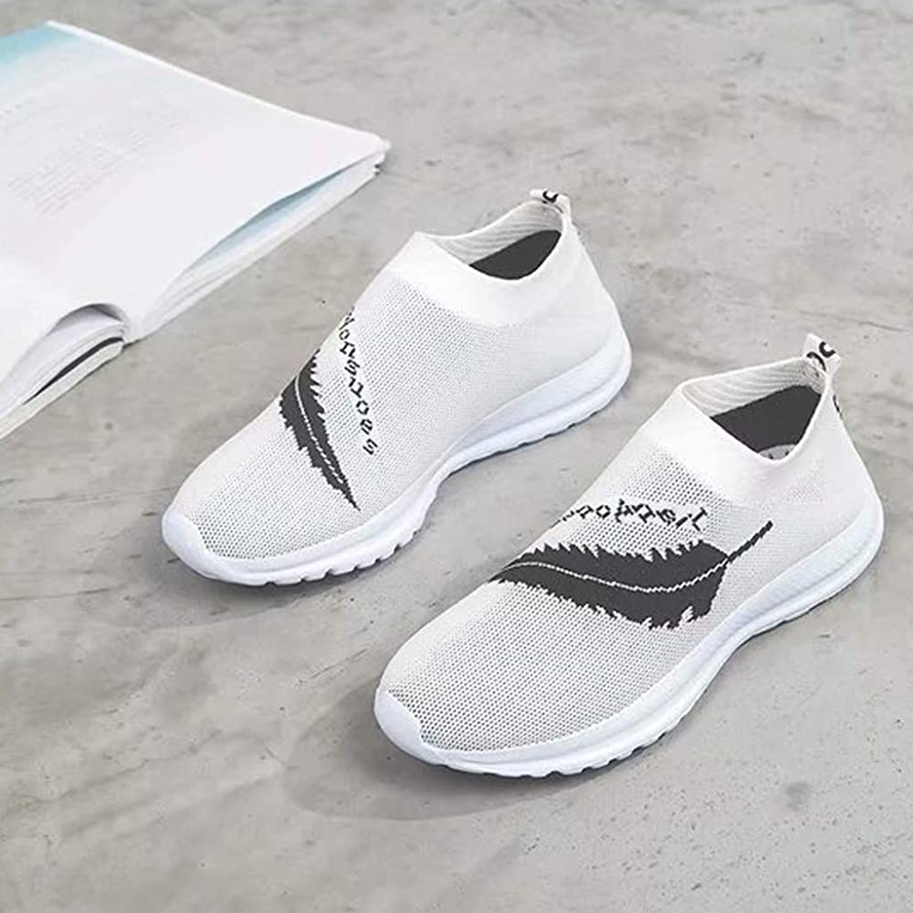 Zapatillas para Mujer, ZARLLE Malla Transpirable Zapatos Casuales de Zapatos de Malla Aire Libre para Mujer Slip Casual en Suelas cómodas Running Zapatos Deportivos: Amazon.es: Ropa y accesorios