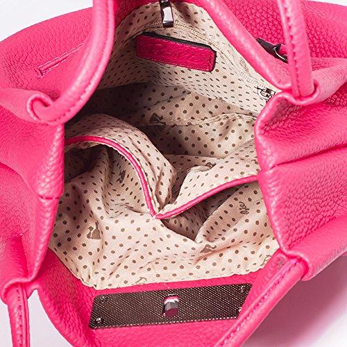 Barbie BBFB178 Bolso del diseño puro Bolso simple y sencillo urbano Bolso de bandolera bolera Azul