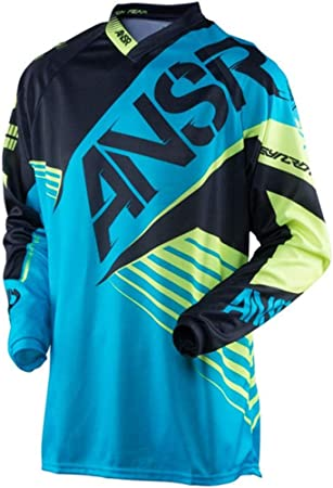 Jersey DH MX BMX Mountain Bike Moto Jerseys/Motocross Cross ...