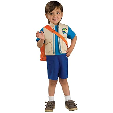 Amazon.com: Rubies Costume Co - Go, Diego, Go! Halloween ...