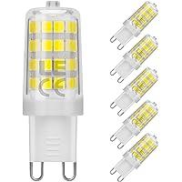 LE Bombillas LED G9 5W~50W Halógena Blanco frío