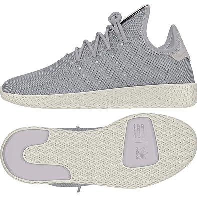 adidas Damen Pw Tennis Hu W Fitnessschuhe, grau, EU