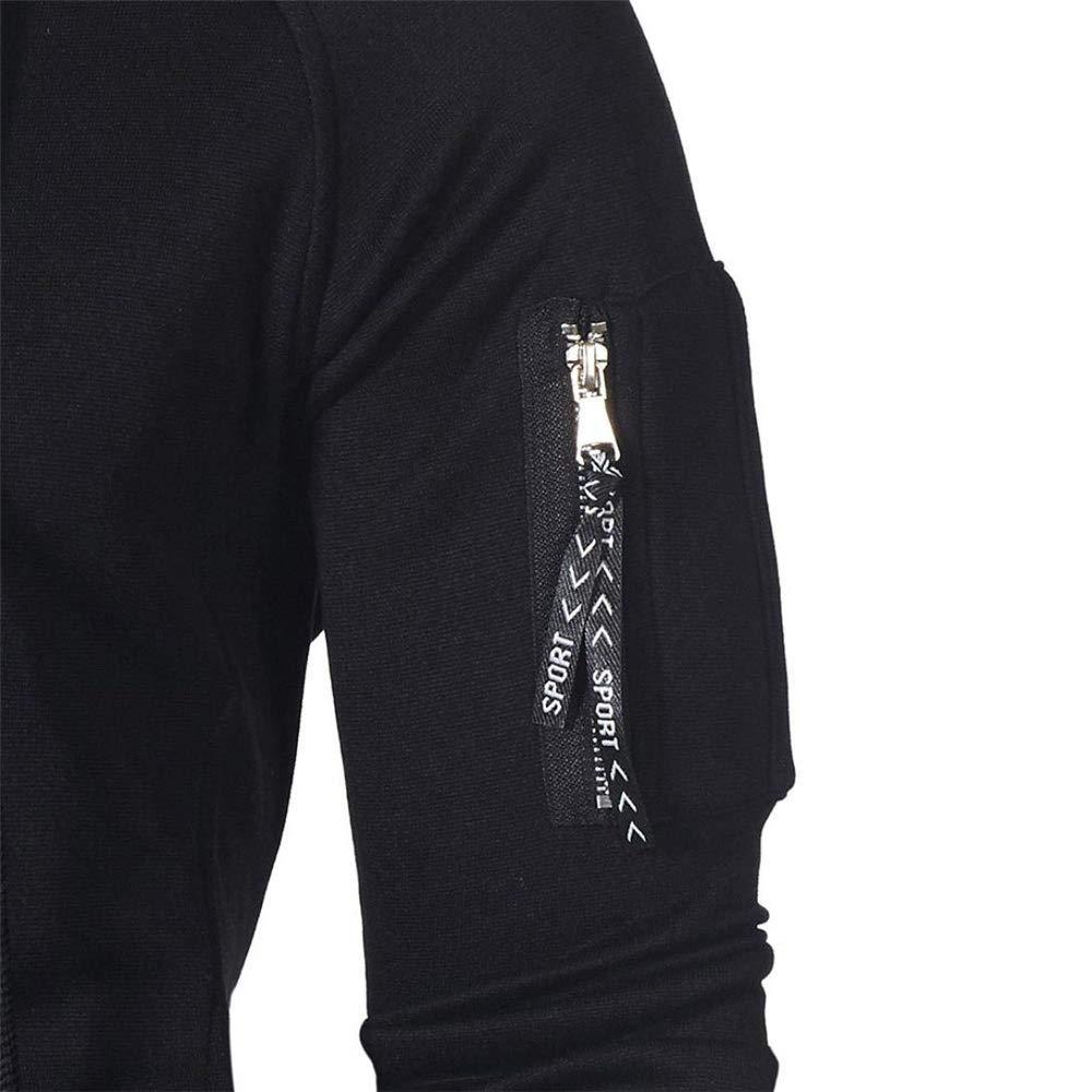 Super color Men Fleece Elastic Waist Sweatpants Joggers Athletic Workout Sweat Pants Active Sport Running Wear