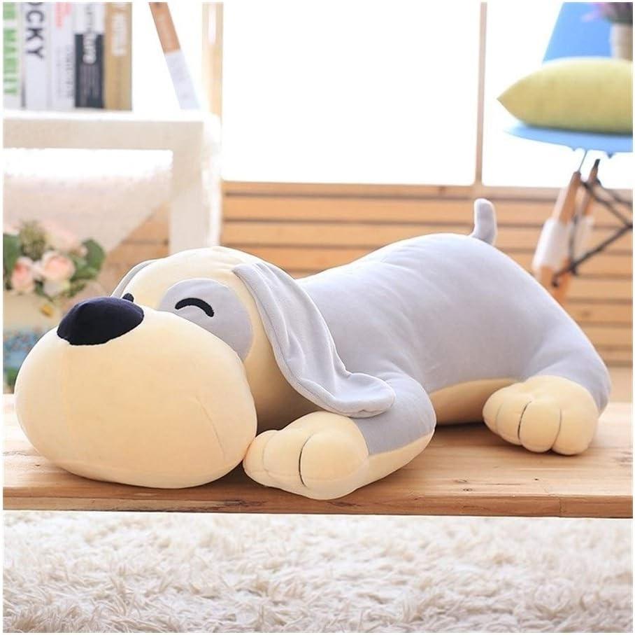 Juguete de peluche Perro Papa muñecos de peluche muñeca de juguete oso almohada abrazo perro cabeza grande niñas muñeca del regalo de cumpleaños for los niños Los niños duermen juguete colchón comodid
