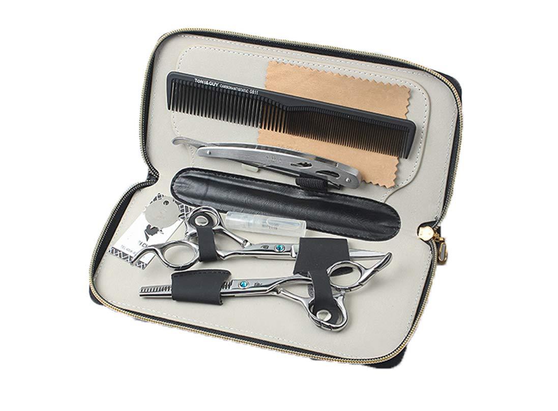 Cradifisho - Tijeras profesionales para peluquería (acero ...