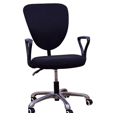 Zhaoke Fundas para sillas de oficina (desmontables ...