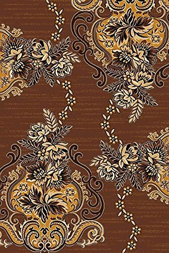 Hr Floral Abstract Modern Contemporary Flower Pattern