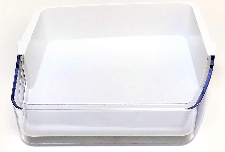 OEM Samsung Refrigerator Door Bin Basket Shelf Tray For RF31FMEDBWW, RF31FMEDBWW/AA, RF31FMESBSR, RF31FMESBSR/AA